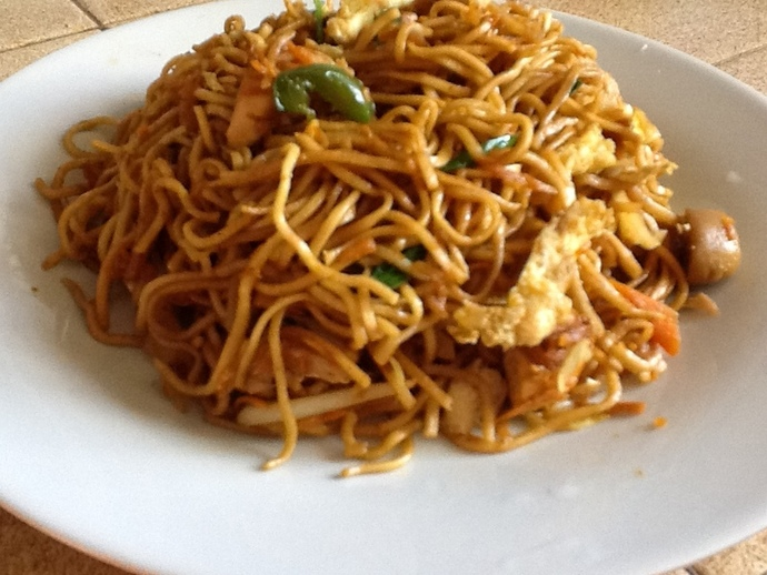 Indian Stir Fried Noodles Recipe — Dishmaps