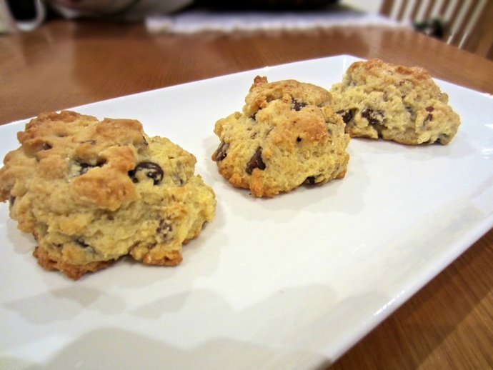Rock cake recipe chocolate chips