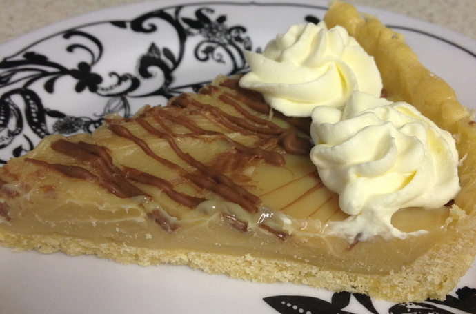 recipe: caramel tart recipe condensed milk [9]
