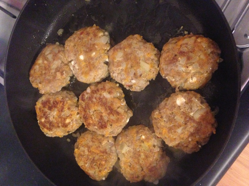 Tangy Turkey Burgers