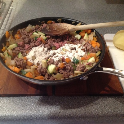 how to make cottage pie sauce