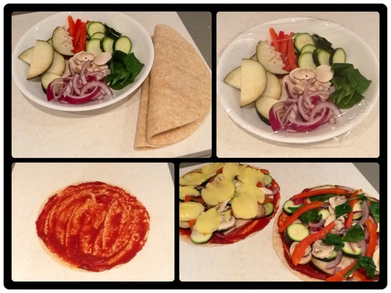 Ingredients, Vegetables, Pizza