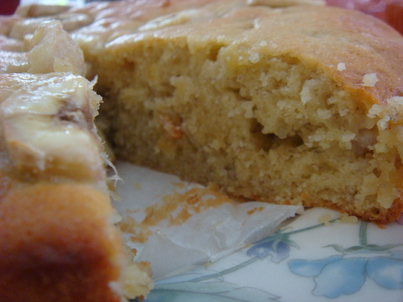 Cake Recipe For  Inch Round Tin