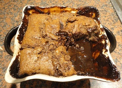 The Cooked Chocolate Pudding