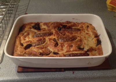 Toad in th hole
