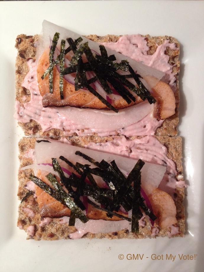 A great entertaining appetizer