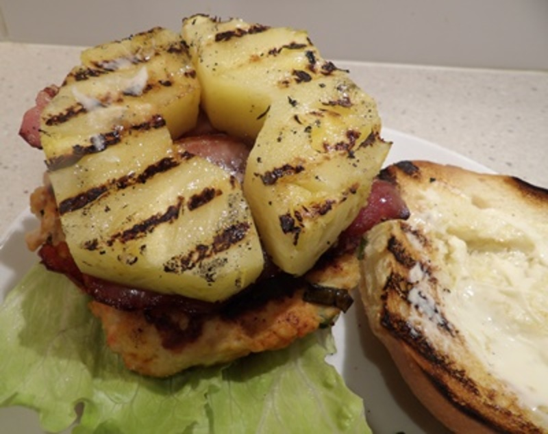 making,chicken,patties