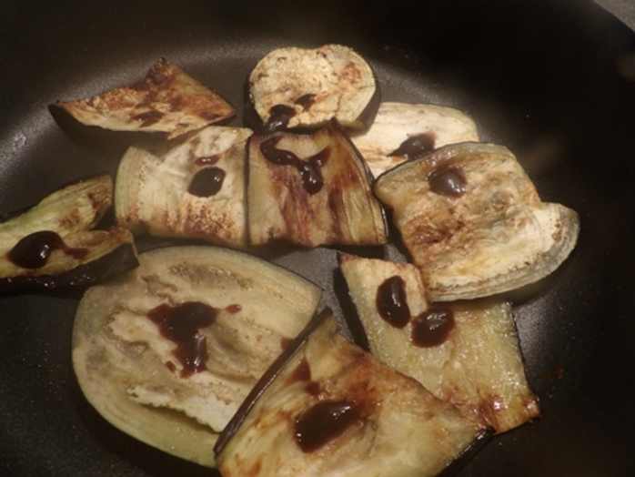 cooking,eggplant,in,hoisin,sauce,for,ginger,noodles