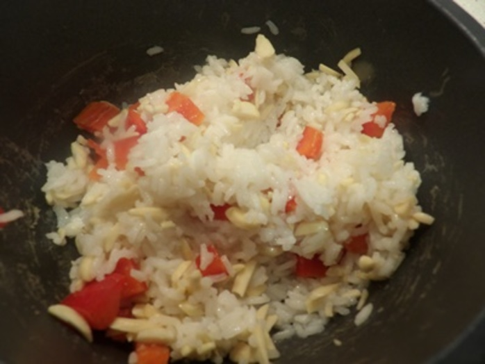 adding,ingredients,to,rice