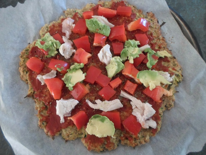 almond pizza recipe, gluten free pizza recipe, healthy pizza recipe, almond meal pizza base