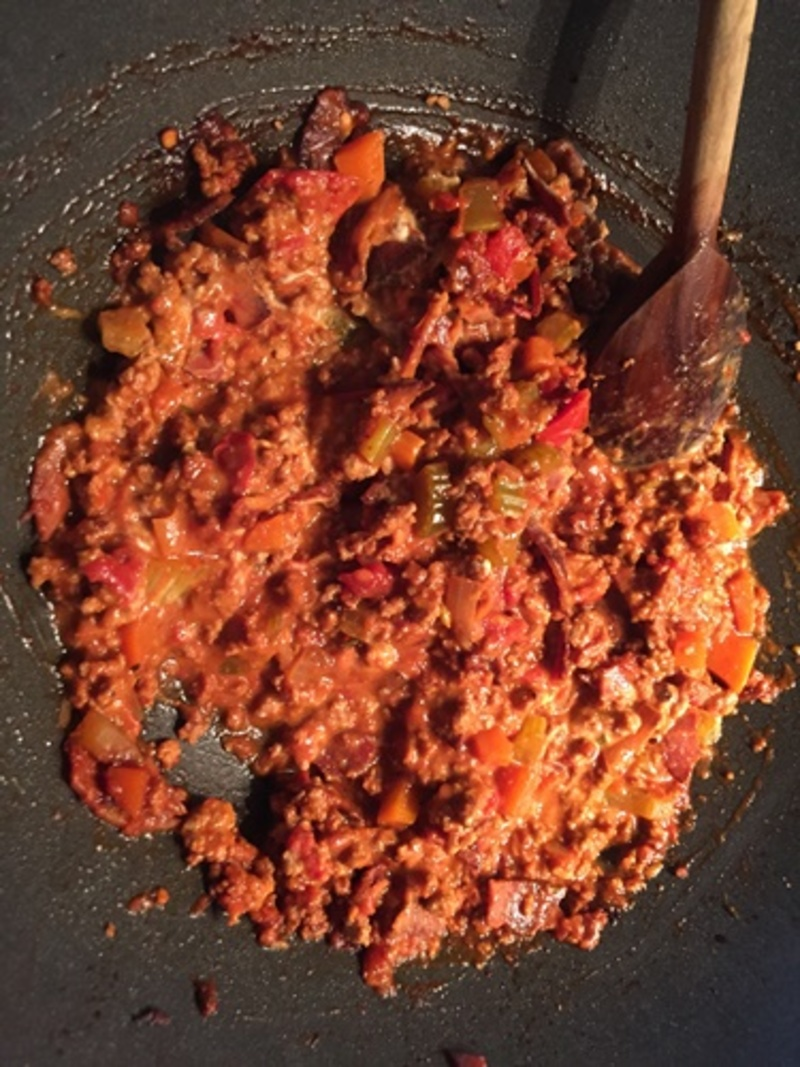 cooking,pancetta,and,minced,meats