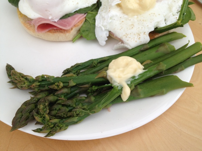 Asparagus, how to, steam, cook