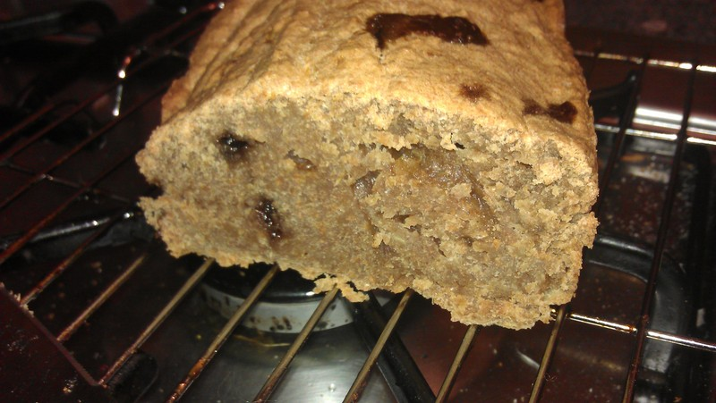 banana loaf