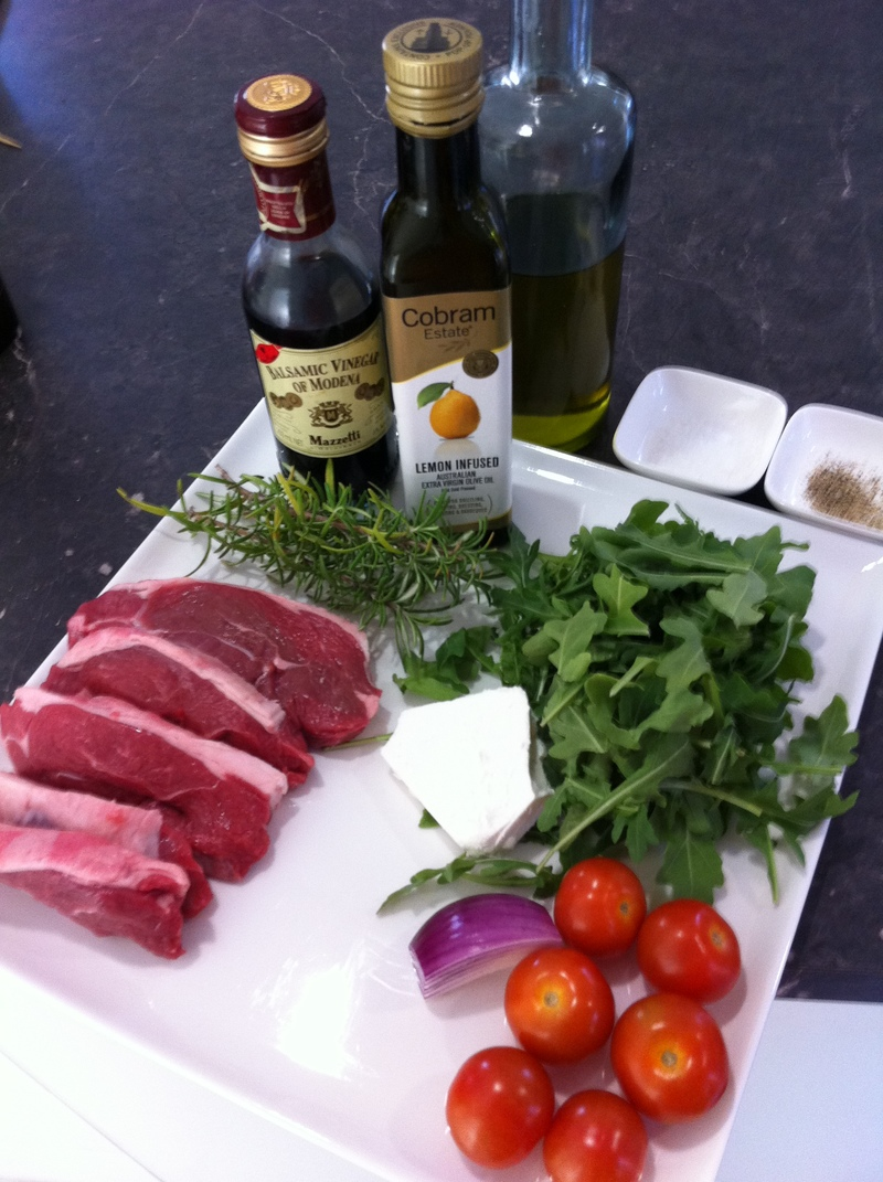 Basic Raw Ingredients