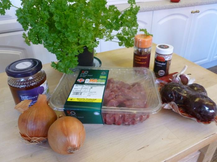 beef beetroot parsley stew ingredients