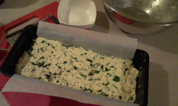 Spinach and Beer Bread