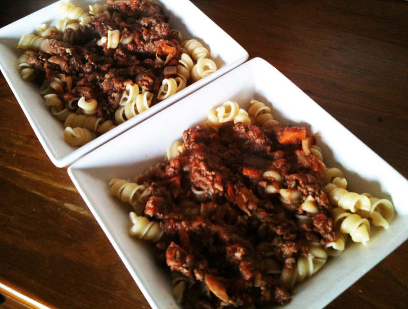bolognese sauce  - 7 Ways With Bolognese