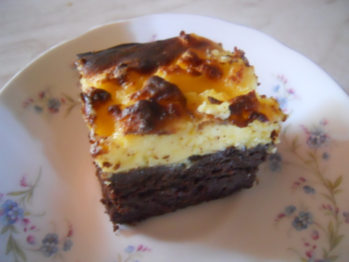brûlée brownies