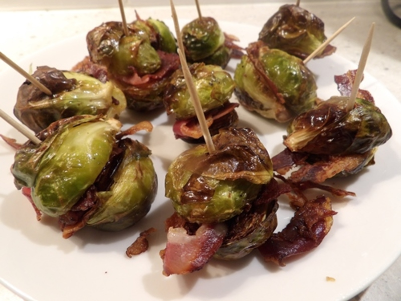 cooking,pancetta,for,brussel,sprouts