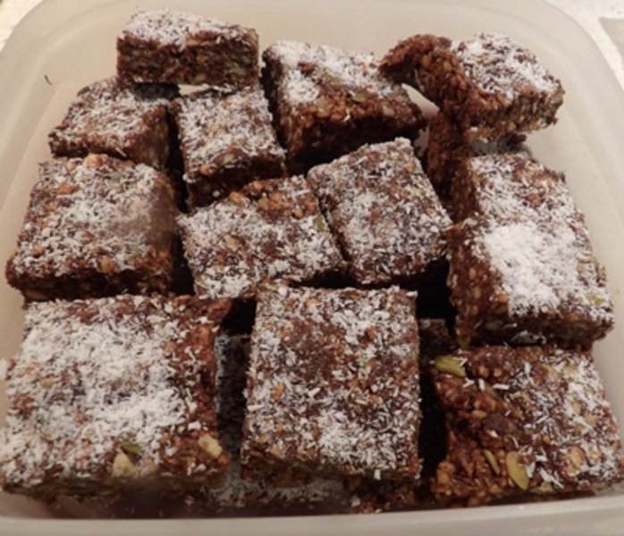 cacao,fruit,and,nut,bars