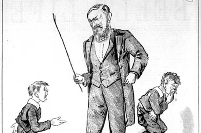 fear of punishment enforces discipline Discipline: effective school practices by george bear, phd not solely by the anticipation of external rewards or fear of punishment enforce rules and.