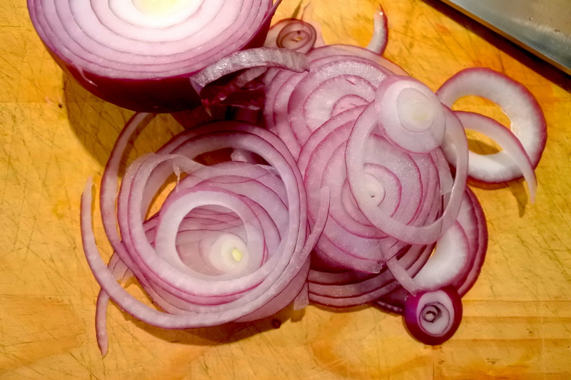 Caramelised Balsamic Onions