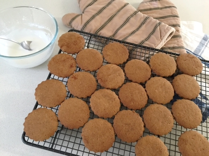 Chai Spice Biscuits