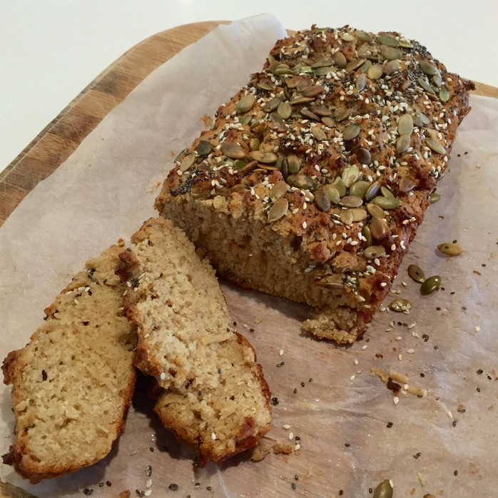 Cheats Wholemeal Bread