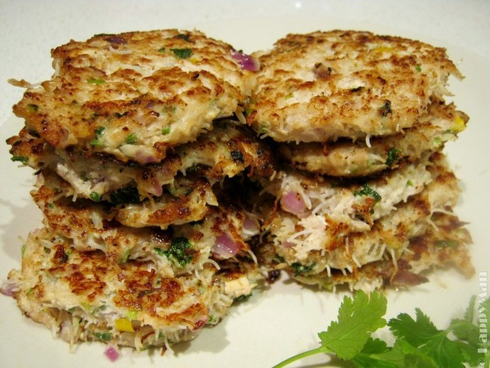 Chicken burgers recipe mince