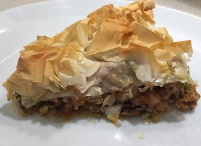 chicken,and,apricot,filo,pie