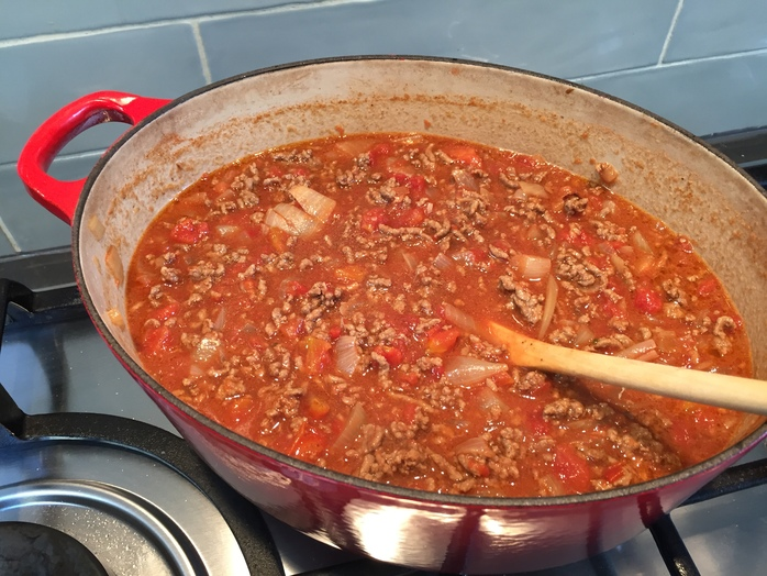 Chilli, easy, family