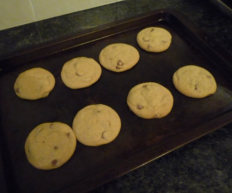 Chocolate Chip Cookies - American Style