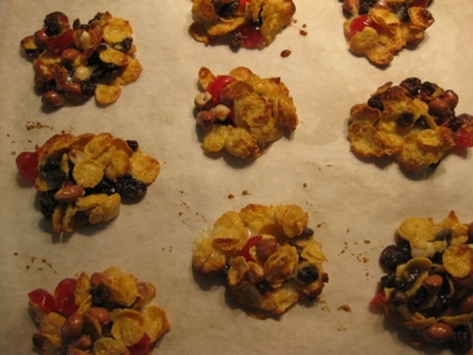 mixed,ingredients,florentines