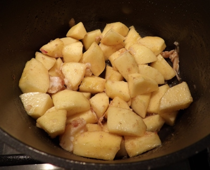 cooking,apples