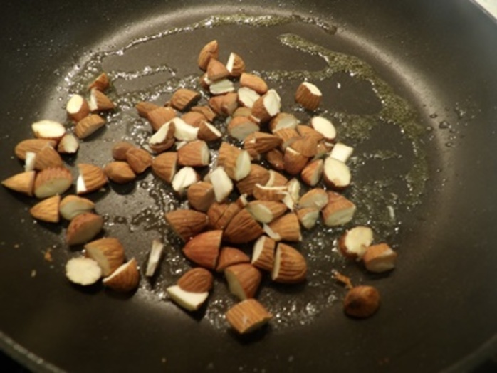 cooking,the,almonds