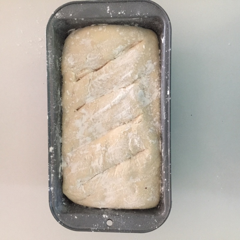 This crusty white loaf is the best bread