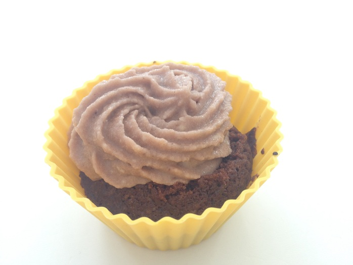 Easy, chocolate, cupcake, icing