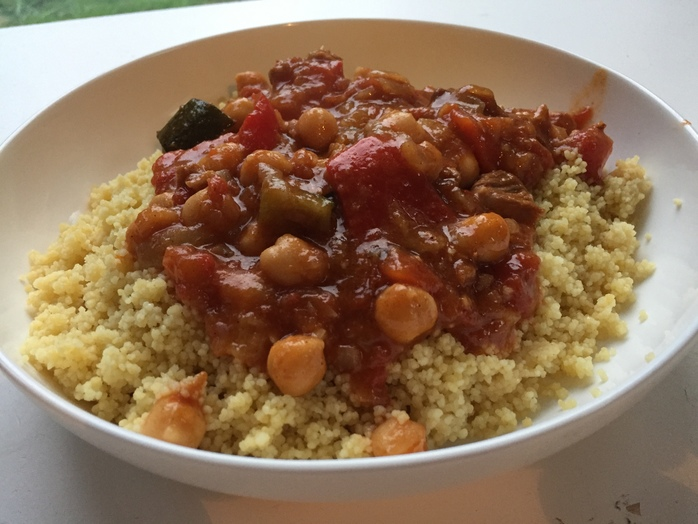 Easy, lamb Tagine, Moroccan