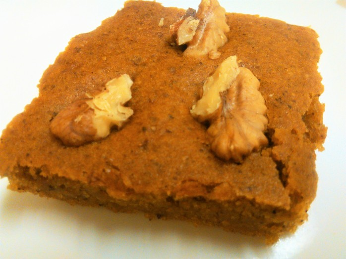 Eggless Pumpkin Bread