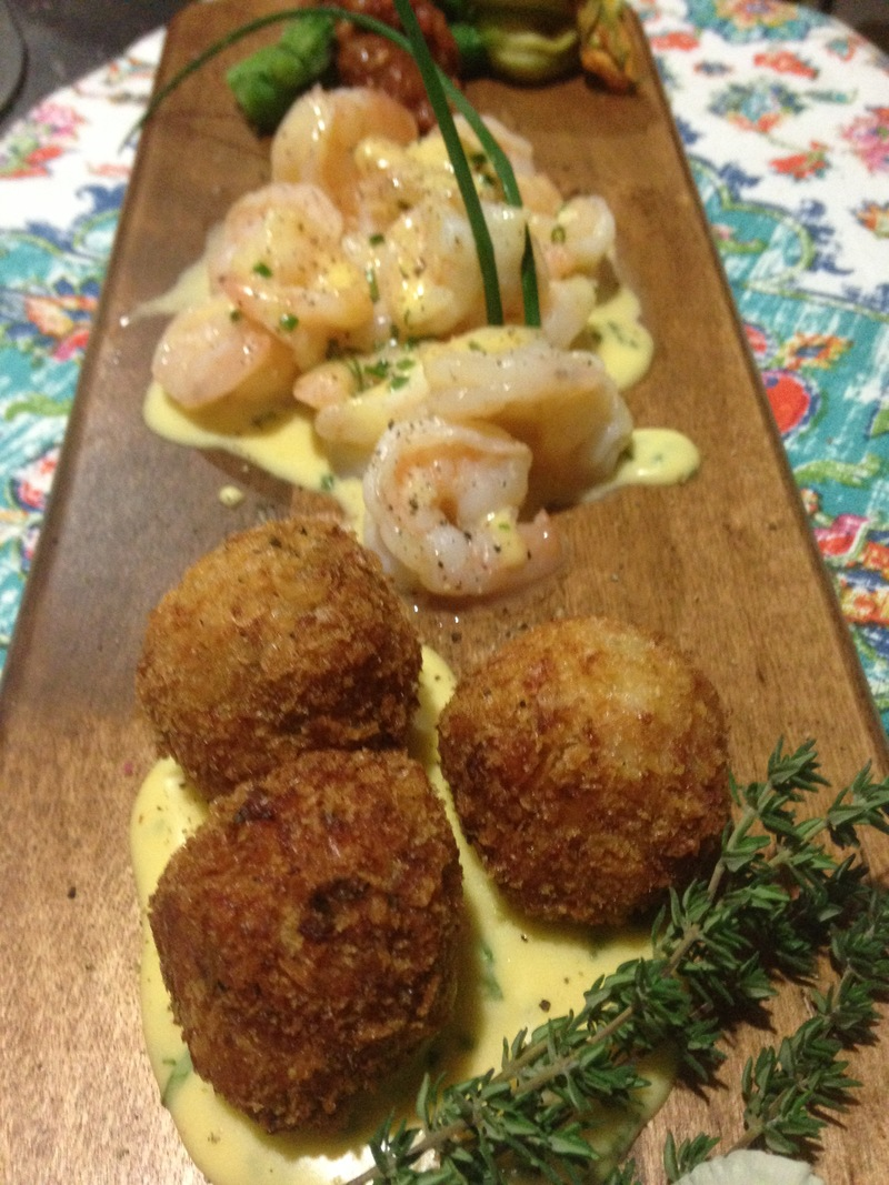 Served