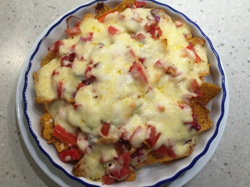 finished,nachos