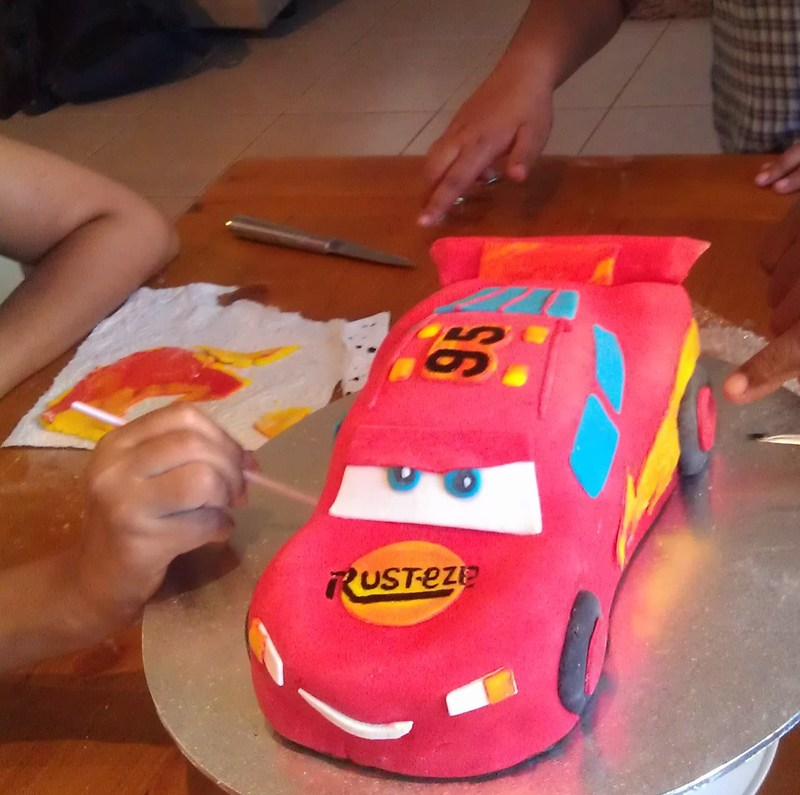 Almost done