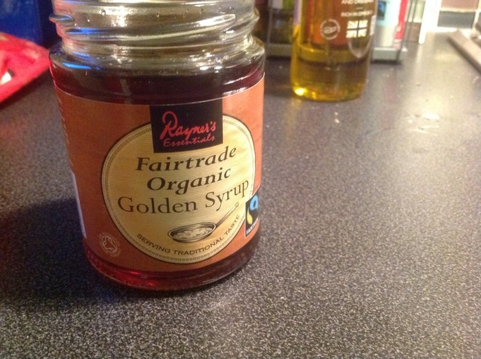 Golden syrup, fair trade, organic