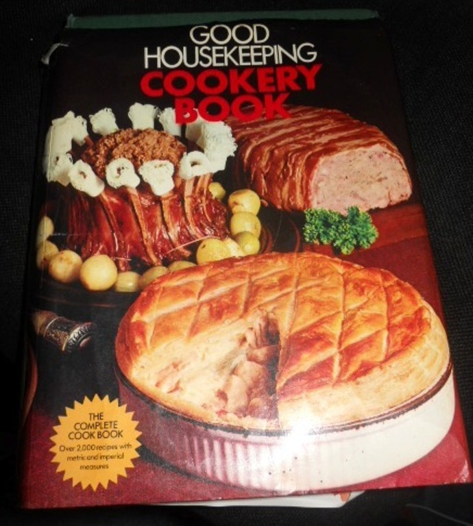 good housekeeping, cookbook, recipes, recipe book