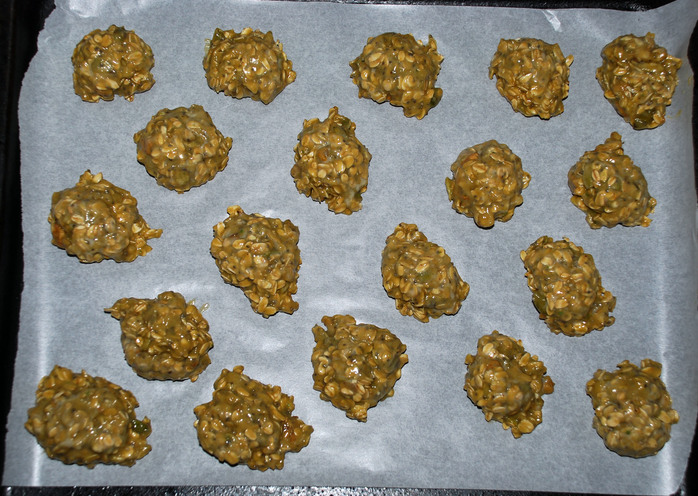 Healthy Avocado Cookies