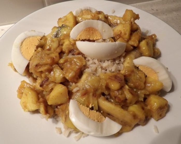 healthy,banana,curry