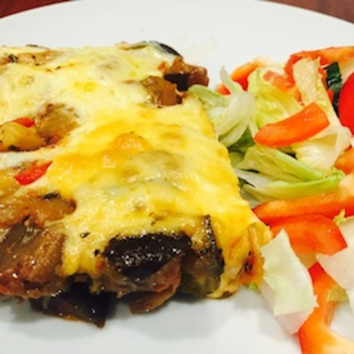 Hearty Vegetable Lasagne