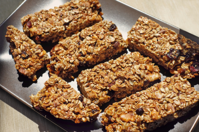 Home Made Granola Bars