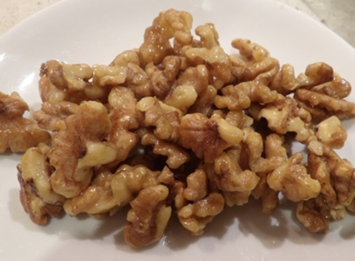 honeyed,walnuts,for,salad