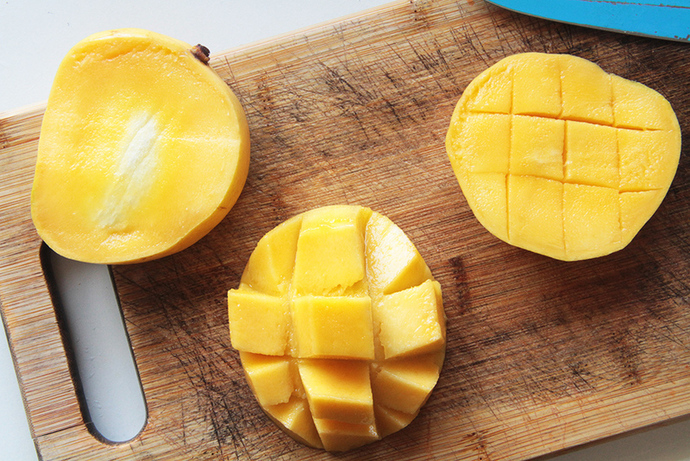 How to prepare a mango